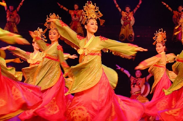 chinese cultural dance
