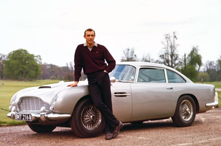 James Bond, Sean Connery, Scotland