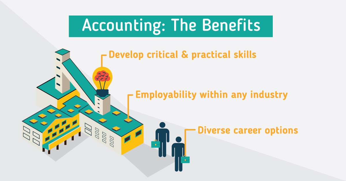 benefits of accounting