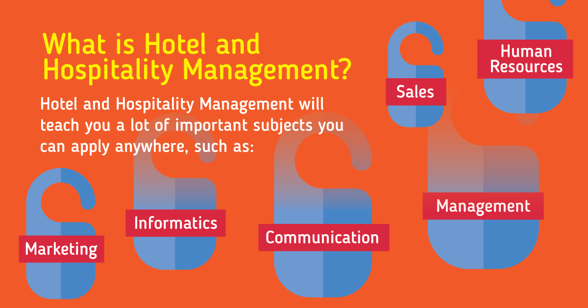 Study Hotel Management and Hospitality