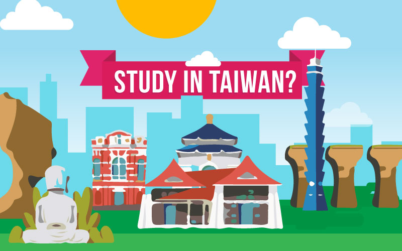 Study in the Taiwan - All you need to know about studying in Taiwan