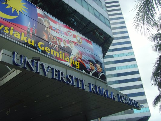 Unikl Universiti Kuala Lumpur Tuition Fees 2019 Intake Courses