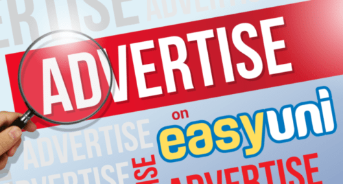 Advertise on EasyUni